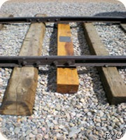 Golden Spike - Rails
