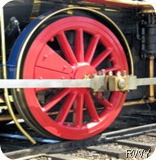 Golden Spike - Wheel