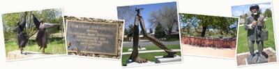 View Benson Sculptrue Garden