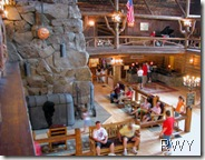 Old Faithful Inn Interior 2