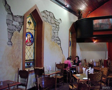 Old Stone Church Restaurant Castle Rock Colorado Where