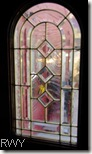 Old Stone Church - Leaded Glass Window