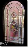 Old Stone Church - Leaded Glass Window