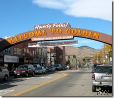 Welcom to Golden Arch