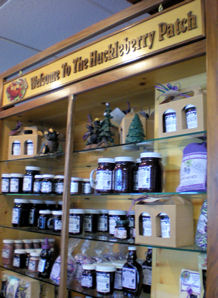 Huckleberry Patch Merchandise