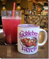 Huckleberry Lemonade