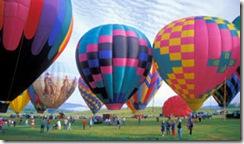 Steamboat Balloons