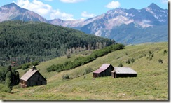 Barns Near Telluride