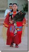 Cortez Indian Dancer