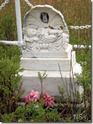 Crested Butte Child's Grave
