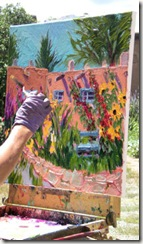 Taos - Plein Air Painter