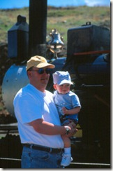 Train_Father & Child