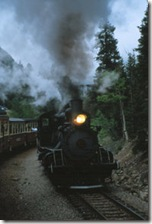 Train_Locomotive with Light On