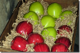 Apples - Red and Green