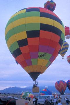 Balloon Liftoff