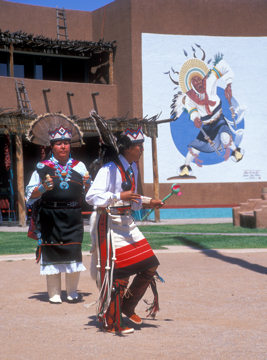 Native Dancers