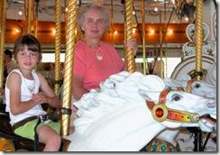 Carousel  - Jaz and Nancy