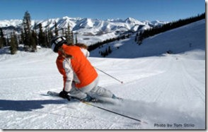 Crested Butte Tourism Skier