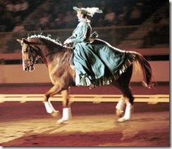 NWSS - Dancing Horse 2