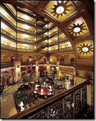 Brown Palace Atrium Lobby