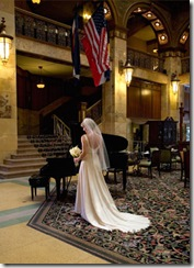 Brown Palace Bride