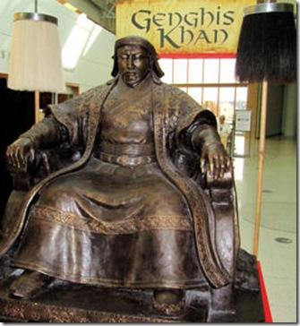 Genghsis Khan