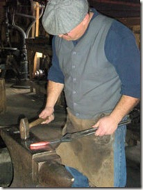 Littleton Museum Blacksmith