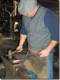 Littleton Museum Blacksmith