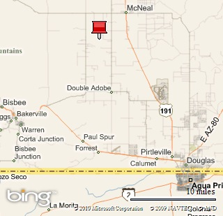 Whitewater Draw, Cochise County, Arizona