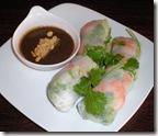 Pho Bowlevard - Shrimp Rolls