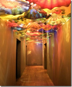 Chihuly - Ceiling and Hall-n