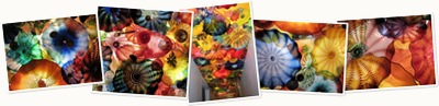 View Chihuly Ceiling - Oklahoma City Museum of ARt