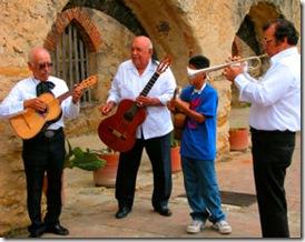 San Antonio - Mariachi Band