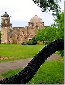 San Antonio - Mission