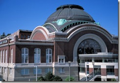Tacoma Union Station