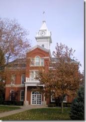 Toledo IL Courthouse