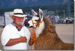 06 - A Man and his Llama 2
