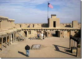 Fort Interior - N