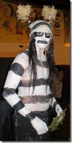 Koshare Dancer