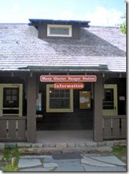 Many Glacier Ranger Station