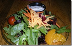 Naughy Moose Salad