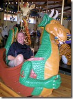 Bob in Dragon Boat
