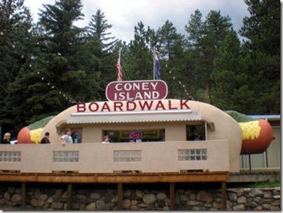 Coney Island Boardwalk Bailey Co