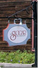 Slogar Sign