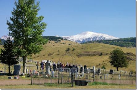 Cemetery Tour - B