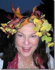 Closeup Lady with Headpiece - B