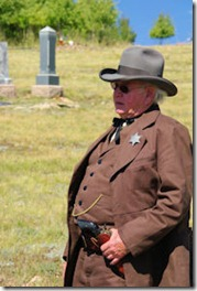 Sheriff - B