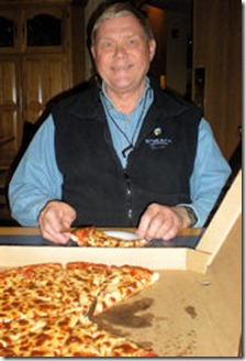 Bob and PIzza - B