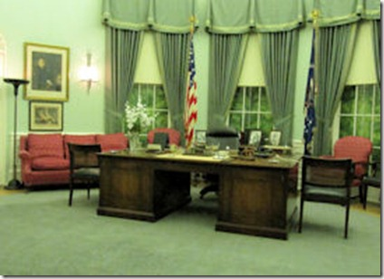 Oval Office - B