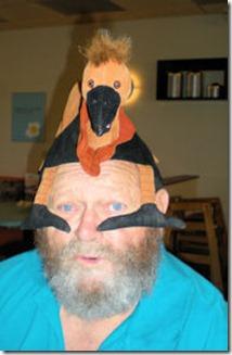 Turkey Hat Front - B